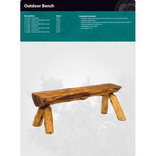 Product Image - Outdoor Bench