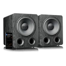 See Details - Dual PB-1000 Pro - Premium Black Ash