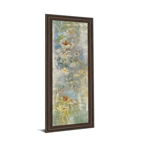 """Garden Haiku I"" By Douglas Framed Print Wall Art"