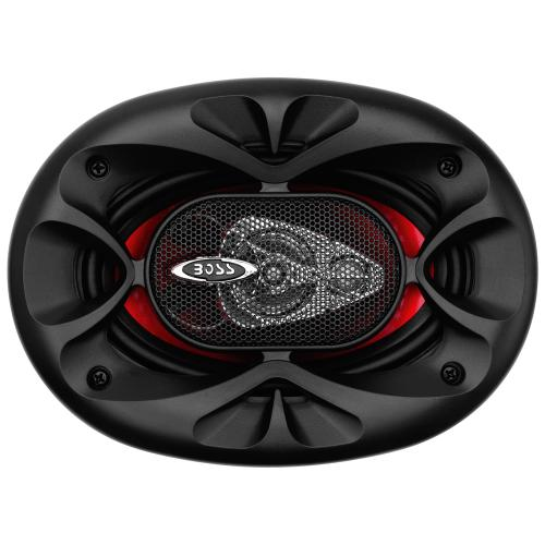 """Boss Audio - Chaos Exxtreme 4"""" x 6"""" 3-Way 250W Full Range Speakers. (Sold in Pairs)"""
