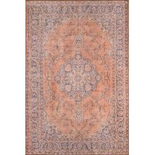 "Afs-11 Copper 2'3"" x 7'6"" Runner"
