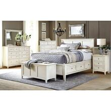 View Product - QUEEN STORAGE BED