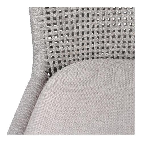 Product Image - Dawlish Rope Counter Stool, Gray