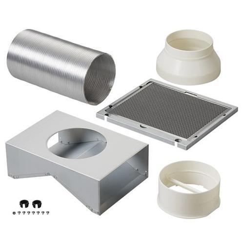 Non-Duct Kit for WC34IQ WC35IQ, WC44IQ and WC45IQ Range Hoods
