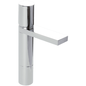 Otella Vessel Lav Faucet Medium Chrome