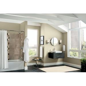 Genta chrome posi-temp® tub/shower