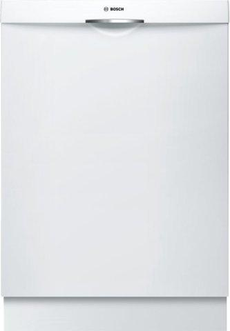 300 Series Dishwasher 24'' White SHSM63W52N