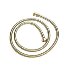 Showerhaus brass double-interlock shower hose.
