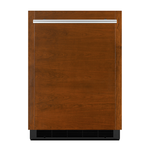 "Panel-Ready 24"" Under Counter Solid Door Refrigerator, Right Swing"