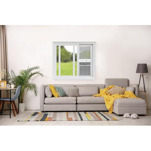 Frigidaire - Frigidaire 10,000 BTU Window-Mounted Slider / Casement Air Conditioner