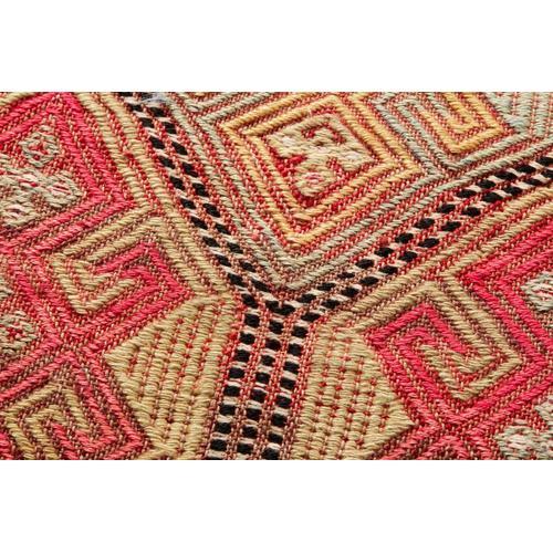 0351180019 Vintage Turkish Rug Wall Art