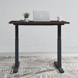 48 Inch Electrical Desk -Black