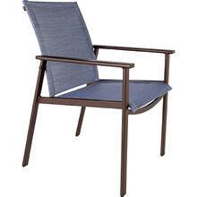 See Details - Sling Dining Arm Chair