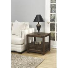 End Table - Mocha