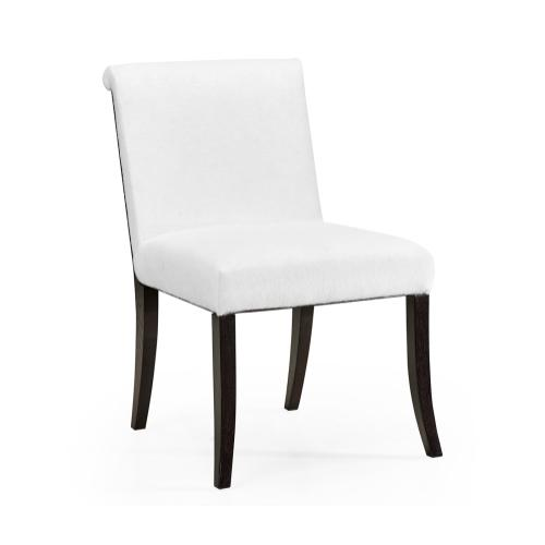 Geometric Dining Side Chair