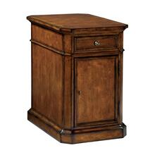 European Legacy Storage End Table