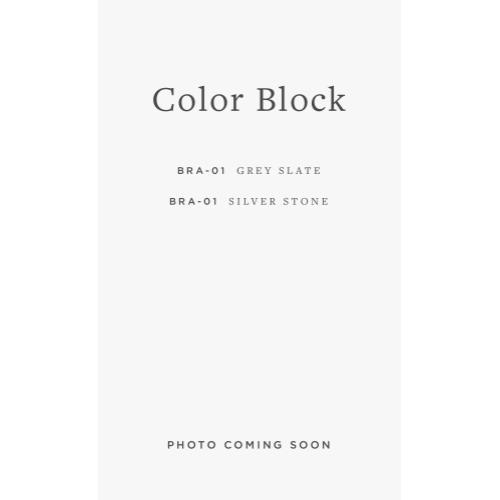 BRA-01 Color Block / 02