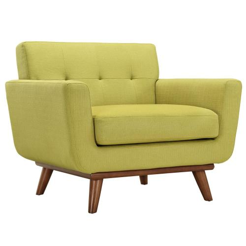 Engage Armchairs and Sofa Set of 3 in Wheatgrass