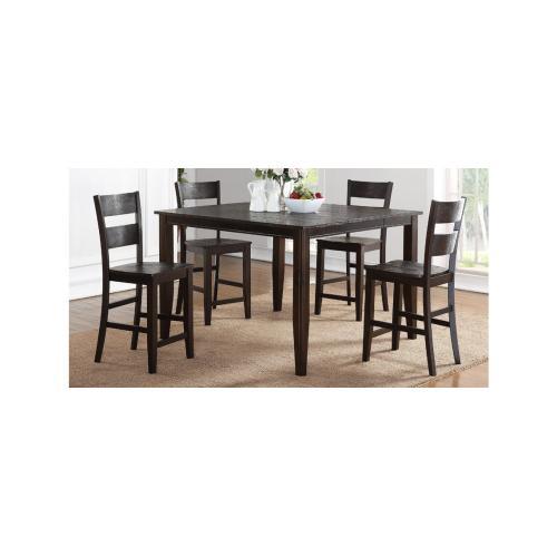 7 Piece Pub - Pub Table and 6 Pub Chairs