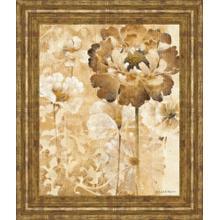 """Sepia Daybreak Il"" By Richard Henson Framed Print Wall Art"