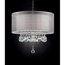 CRYSTAL HANGING FIXTURE