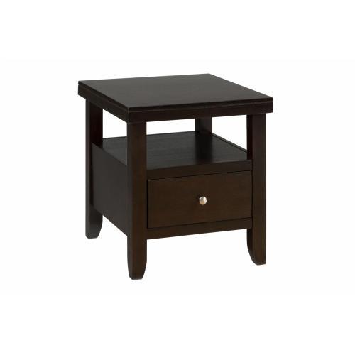 Marlon Rectangle End Table