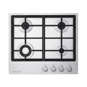 "Gas on Steel Cooktop, 24"" Product Image"