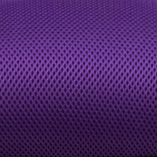Flash Furniture - Mid-Back Purple Mesh Multifunction Executive Swivel Ergonomic Office Chair with Adjustable Arms