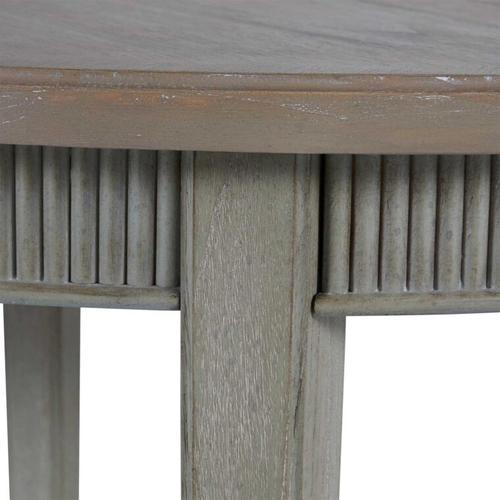 Whitlock Dining Table-Natural Cerused