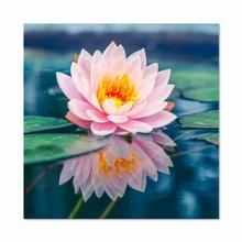 See Details - Lotus Flower Fine Wall Art