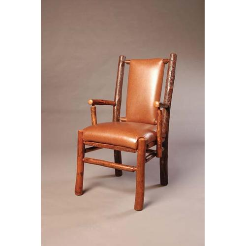 619 Recessed Arm Chair