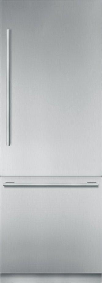 Built-in Two Door Bottom Freezer 30'' Masterpiece™ T30BB915SS