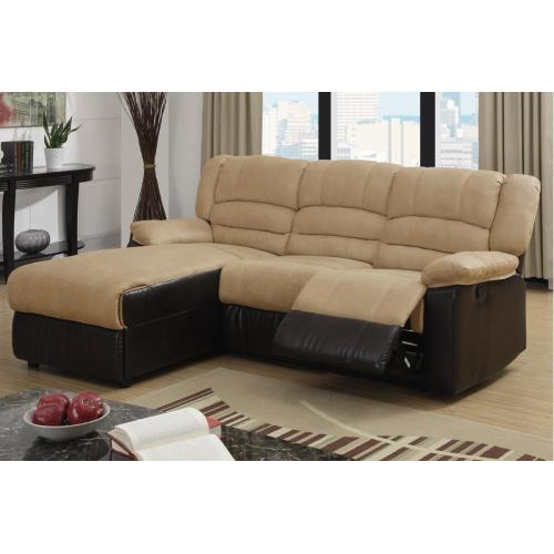 Gallery - Recliner Sectional