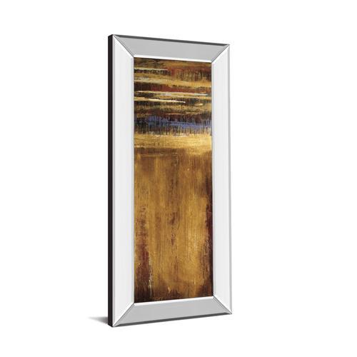 "Classy Art - ""Eruption Pompe III"" By Jardine Mirror Framed Print Wall Art"