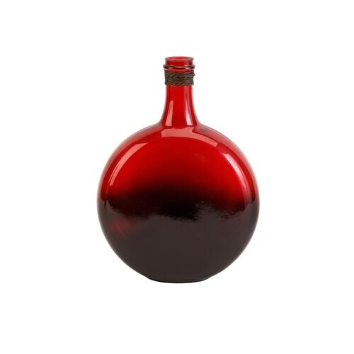 Imax Corporation - Mickle Short Glass Vase