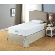 See Details - Blue River Gel-Infused Green Tea Memory Foam 12 Inch Mattress, Twin