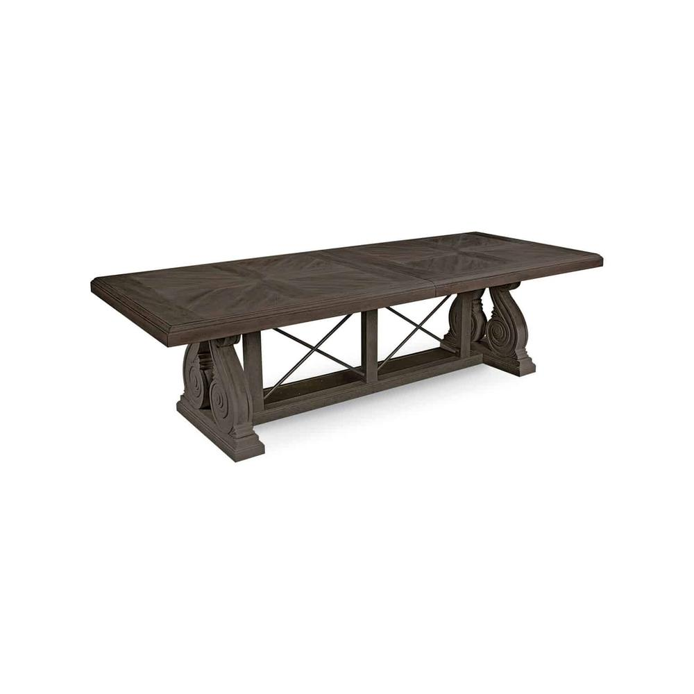 See Details - Vintage Salvage Pearce Dining Table