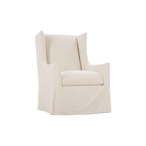 Ellory Slipcover Chair