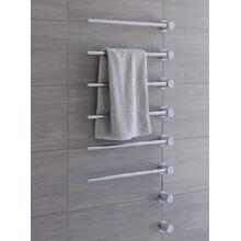 Towel warmer - electric 120V - Light blue