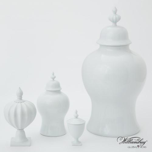 Beaufort Flame Bottle-White