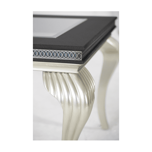 Caviar Leg Dining Table (2 pc)