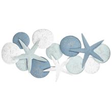 See Details - Layered Starfish & Sea Urchin Wall Decor