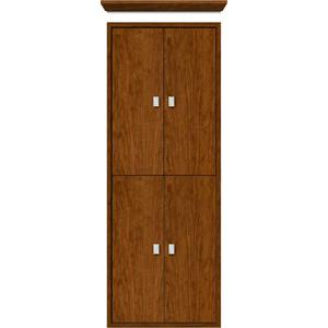Contemporary cubby