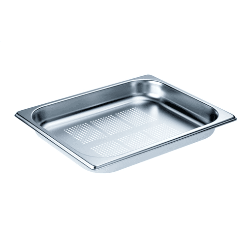 Miele - DGGL 8 - Perforated steam oven pan For all DG Steam Ovens except DG 7000.