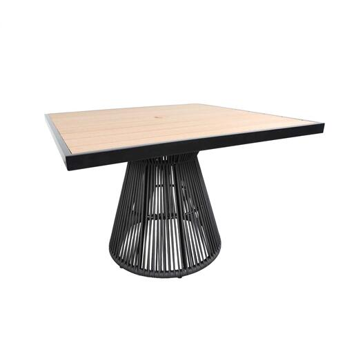 "Cove 42"" Square Dining Table"