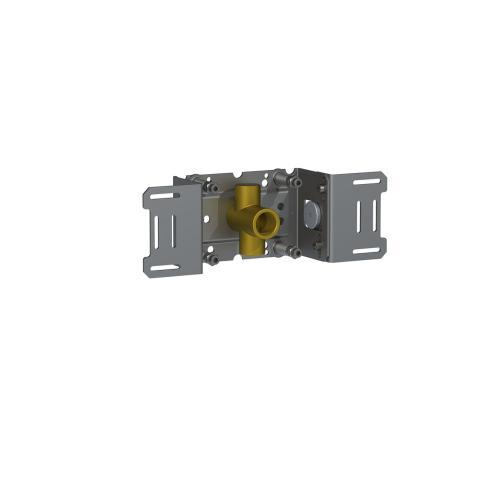 Separate outlet socket