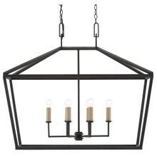 See Details - Denison Rectangular Lantern