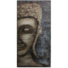 Modrest Inca Modern Sculptural Wall Art