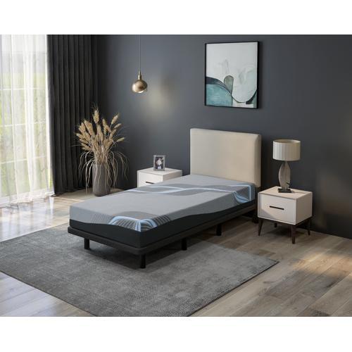 "Emerald Home Furnishings - 10"" Twin XL Mattress"