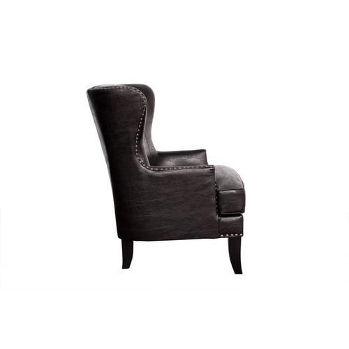 Grant Espresso Accent Chair, ACL566